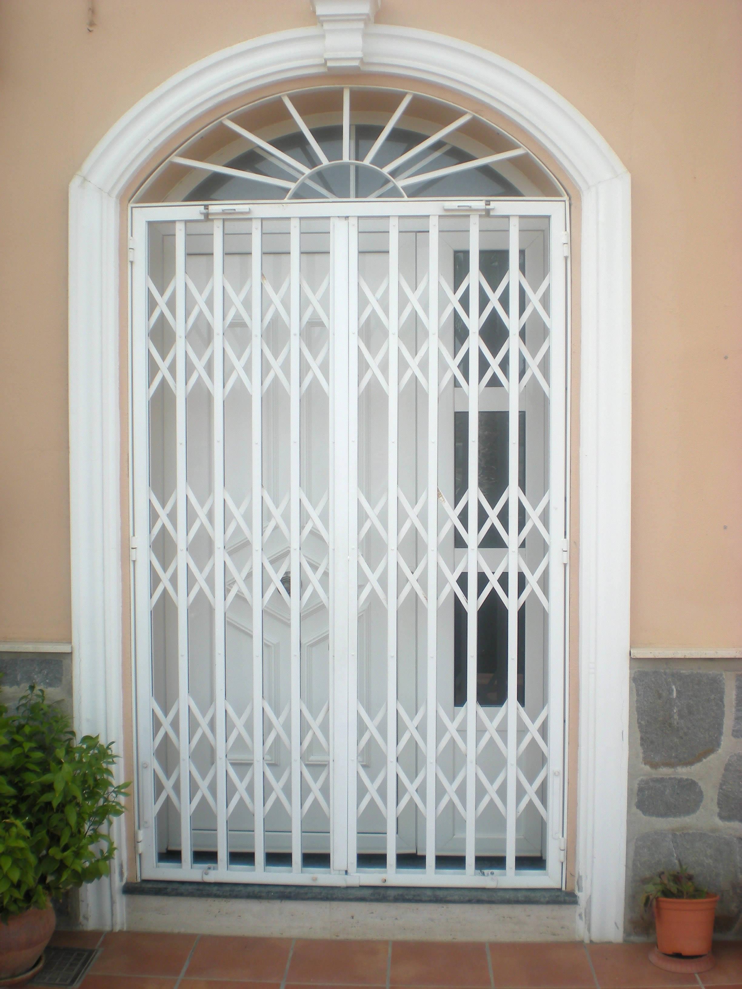 Puertas ballesta puertas framu for Puertas en forma de arco