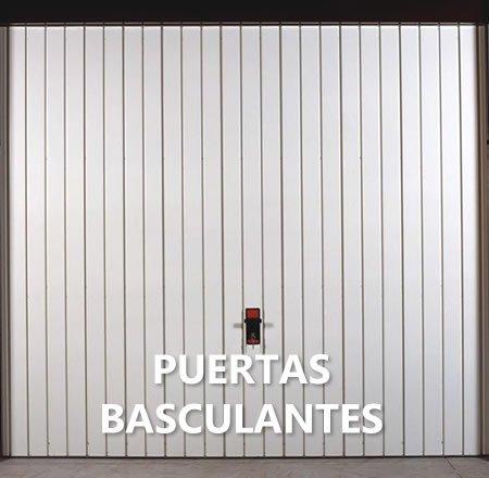 Puertas de garaje fabricaci n y distribuci n a toda espa a - Puertas de garaje basculantes precios ...