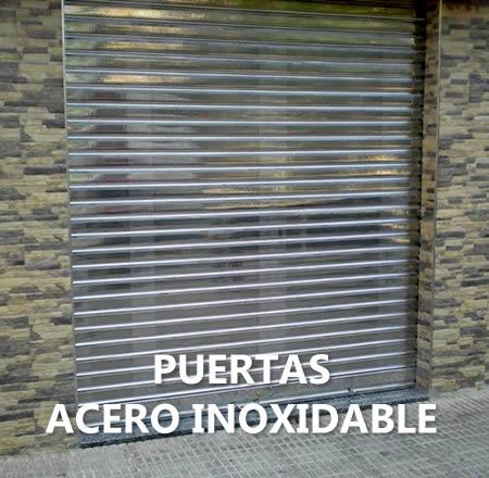 Puertas enrollables puertas framu for Puertas enrollables