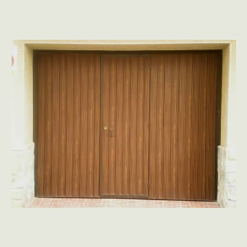 Fabricantes de Puertas de garaje