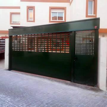 Puertas de garaje en Alcantarilla